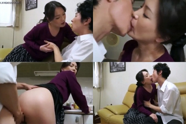 Japanese mother looking for young guys