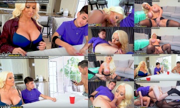 BANGBROS - Juan El Caballo Loco Gets Fucked By His Stepmom Alura TNT Jenson